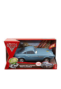 Mattel Cars 2 SECRET SPY ATTACK - Online Only