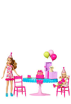 Mattel BARBIE Chelsea Birthday Party Set