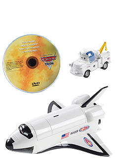 Mattel Cars Take Flight Space Mission Adventure Set