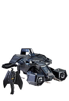 Mattel Batman The Dark Knight Rises Batman Figure And Vehicle