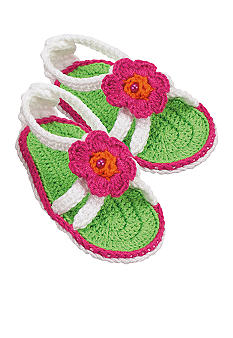 Nursery Rhyme Strappy Flower Sandal