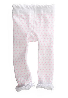 Nursery Rhyme Polka-dot Footless Tight