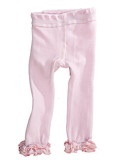 Nursery Rhyme Pink Footless Tights