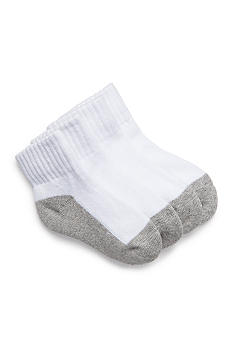 Nursery Rhyme 2-Pack Seamless Quarter Cushion Socks