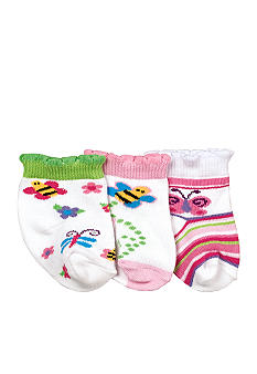 Nursery Rhyme 3Pk Busy Bee Sock Set