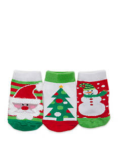 Nursery Rhyme 3-Pack Holiday Socks