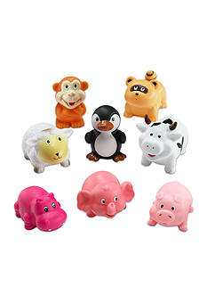 Elegant Baby Squirtie Critters Bath Toys