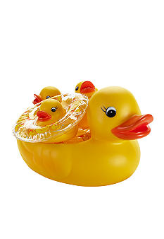 Elegant Baby Duck Bath Set