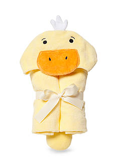 Elegant Baby Yellow Ducky Baby Bath Wrap