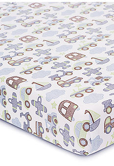 Carter's Mosaic Transport Fitted Sheet