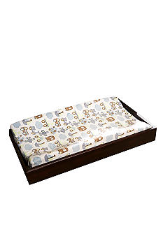 Carter's Mosaic Trasport Changing Pad Cover