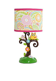 Carter's Dena Happi Tree Lamp Base And Shade