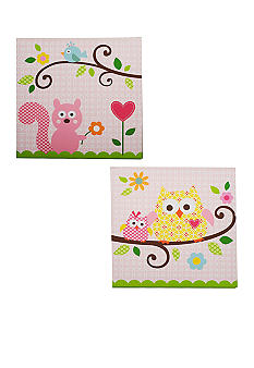 Carter's Dena Happi Tree Wall Art Set