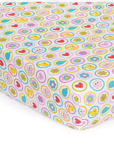 Carter's Dena Happi Tree Fitted Sheet