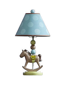 Carter's Toyland Lamp Base And Shade