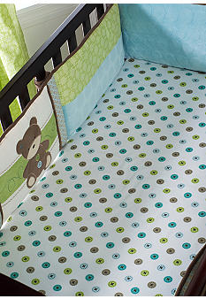 Carter's Toyland Fitted Sheet