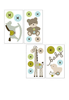 Carter's Toyland Wall Decals Set