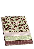 Carter's® 4-Pack Monkey Receiving Blanket Set