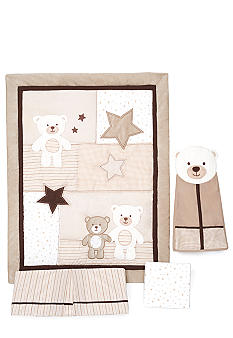 Carter's Baby Bear 4-Piece Crib Set
