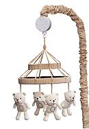 Carter's® Baby Bear Musical Mobile