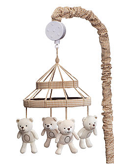 Carter's Baby Bear Musical Mobile