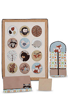 Carter's Forest Friends 4-Piece Crib Set