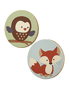 Forest Friends Wall Art Set