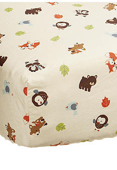 Carter's Forest Friends Fitted Sheet