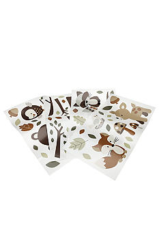 Carter's Forest Friends Wall Decals Set