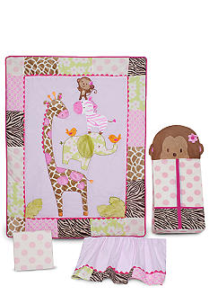 Carter's Jungle Jill 4-Piece Crib Set