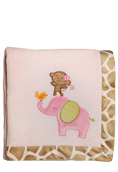 Carter's Jungle Jill Boa Blanket