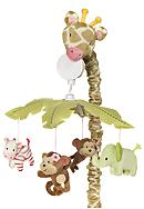 Carter's® Jungle Jill Musical Mobile