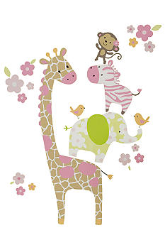 Carter's Jungle Jill Wall Decals