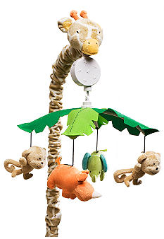 Carter's Wild Life Musical Mobile