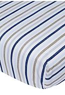 Carter's® Monkey Rockstar Fitted Sheet