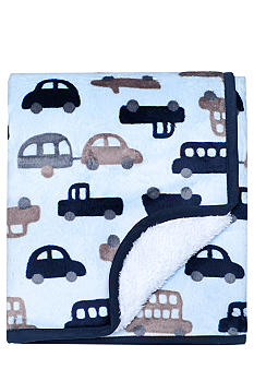 Carter's Velour Car Blanket
