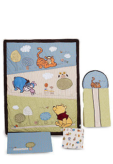 Carter's Friendship Pooh 4-Piece Crib Set