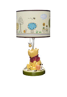 Carter's Friendship Pooh Lamp Base And Shade