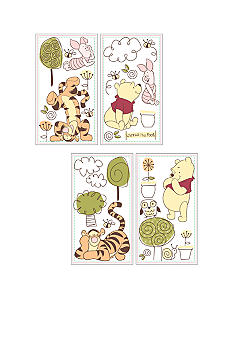 Carter's Friendship Pooh Wall Decals Set