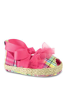 Nursery Rhyme Plaid Espadrille
