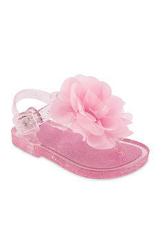 Nursery Rhyme T-Strap Jelly Sandal