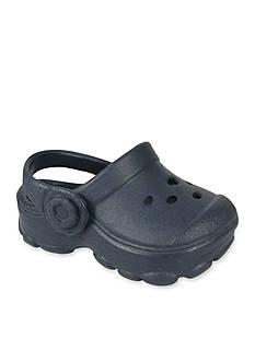 Nursery Rhyme® Navy Eva Clog With Heel Strap