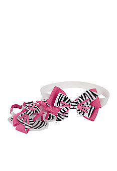 Nursery Rhyme Headband and  Sandal Set