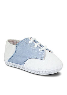 Nursery Rhyme White Saddle Oxford Infants