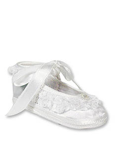 Nursery Rhyme White Slipper Infants