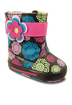 Nursery Rhyme Brown Fashion Boot