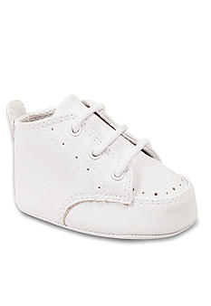 Nursery Rhyme White Hi-Top Shoe