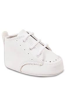 Nursery Rhyme® White Hi-Top Shoe