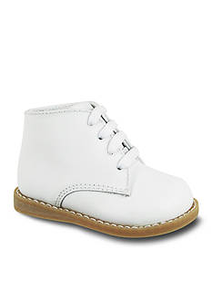 Nursery Rhyme Leather High Top Shoes