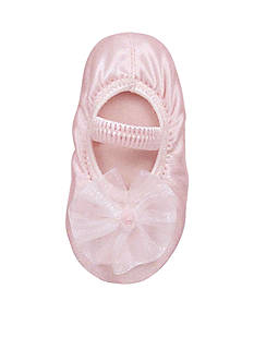 Nursery Rhyme Pink Ballet Slipper Infants